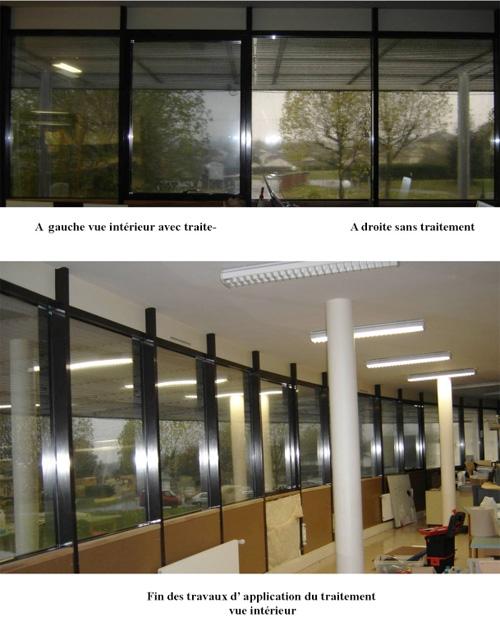 En plus des stores pour vos fenêtres de bâtiment, pensez aux vitres teintées pour votre protection solaire et celle de vos enfants