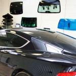 Vitres teintées voiture